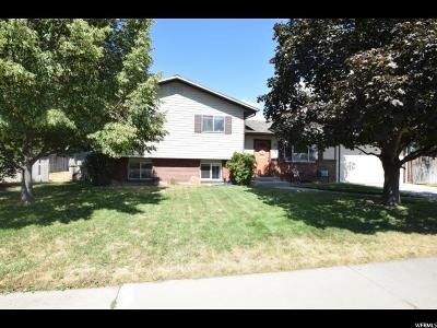 Orem Single Family Home For Sale: 1732 N 1030 W