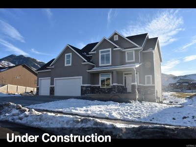 Tooele Single Family Home For Sale: 1248 E Via La Costa #54