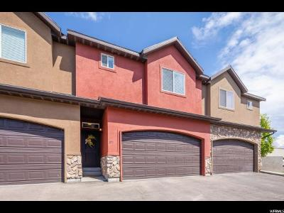 Pleasant Grove Townhouse For Sale: 271 S 740 W