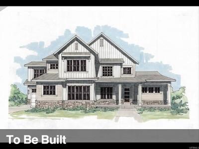 Mapleton Single Family Home For Sale: 335 W 800 N #14