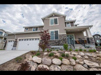 Lehi Single Family Home For Sale: 5186 N Morning Dove Dr