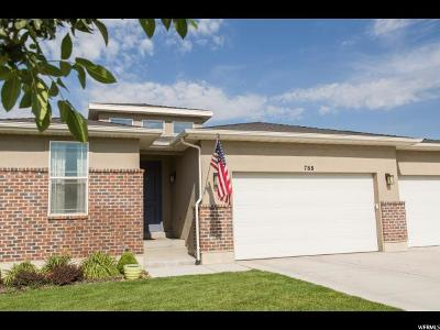 American Fork Single Family Home For Sale: 788 S 160 W