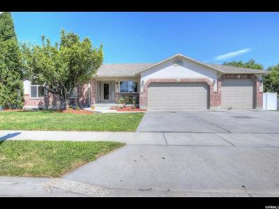 South Jordan Single Family Home For Sale: 11599 S Country Crossing Rd W #472 SE