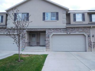 Riverton Townhouse For Sale: 1664 W Madison View Dr S