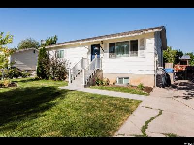 Hyde Park Single Family Home For Sale: 2567 N 270 E