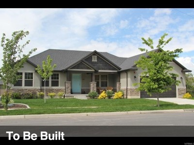 Mapleton Single Family Home For Sale: 821 N 550 W #25