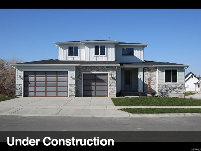 Spanish Fork Single Family Home For Sale: 1560 S 600 W