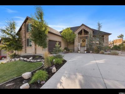 Eagle Mountain Single Family Home For Sale: 9085 N Clubhouse Ln