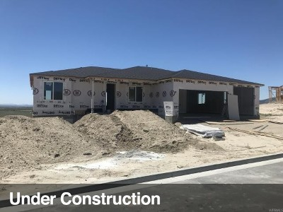 Spanish Fork Single Family Home For Sale: 621 W 1460 S