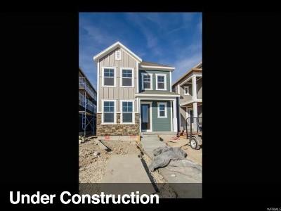 Lehi Single Family Home For Sale: 2387 N Holbrook Way W