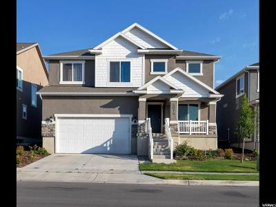 Herriman Single Family Home For Sale: 5074 W Birkinwood Ln S