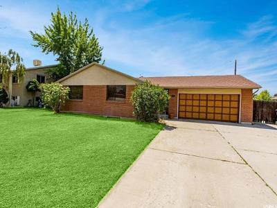 Murray Single Family Home For Sale: 5950 S 725 E