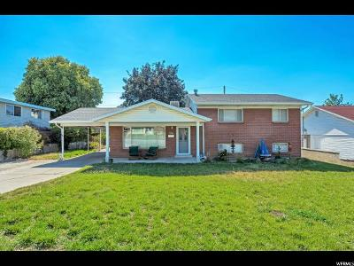 Cottonwood Heights UT Single Family Home For Sale: $300,000