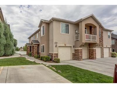 West Jordan Townhouse For Sale: 4724 W Thorndale Way S