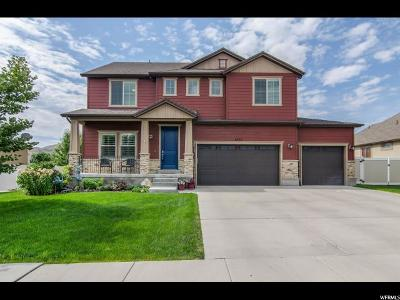 Herriman Single Family Home For Sale: 6533 W Hollister Way