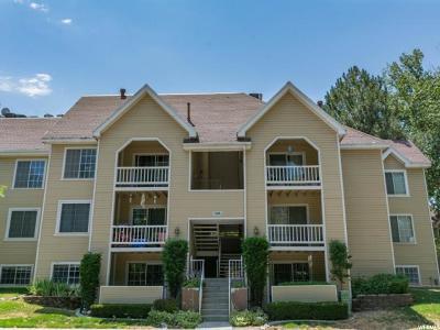 Cottonwood Heights UT Condo For Sale: $160,000
