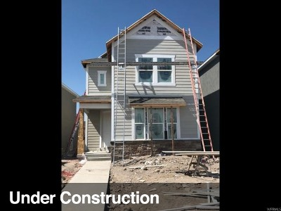 Lehi Single Family Home For Sale: 2373 N Holbrook Way W