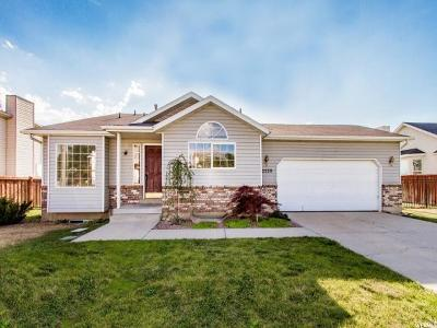 Lehi Single Family Home For Sale: 2539 N 600 W
