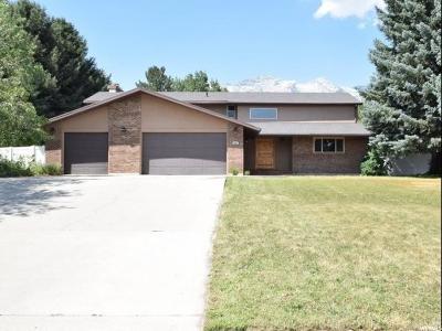 Alpine Single Family Home For Sale: 475 E 300 N