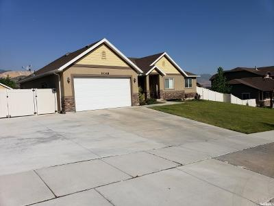 Herriman Single Family Home For Sale: 14348 S Palo Alto Dr