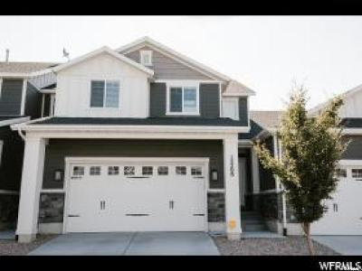Draper Townhouse For Sale: 12225 S Ryder Court Ct W