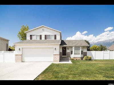 Orem Single Family Home For Sale: 1518 W 575 S