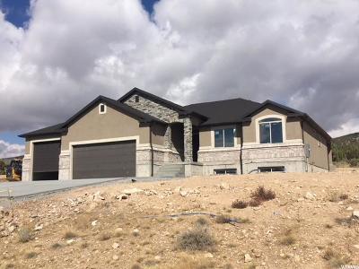 Stockton Single Family Home For Sale: 2438 W Ridgeline Rd #436