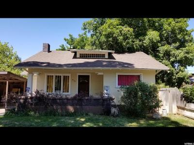 Provo Single Family Home For Sale: 472 S 300 E