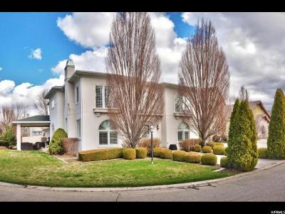 Murray Single Family Home For Sale: 609 E Holly Haven Cir