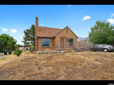 Provo Single Family Home For Sale: 526 W 300 S