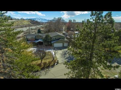 Provo Single Family Home For Sale: 19 W 4750 N