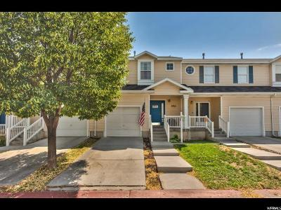 Tooele Townhouse For Sale: 1952 N 70 W
