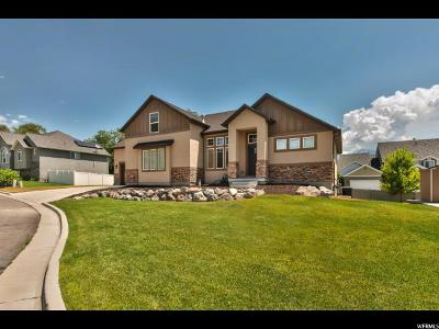 Riverton Single Family Home For Sale: 11829 S Pinnacle Acre Ct