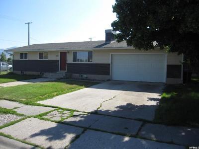 Hyrum Single Family Home For Sale: 305 S 500 E