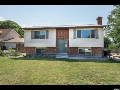Spanish Fork Single Family Home For Sale: 320 S 1360 St E