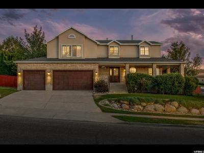 Cottonwood Heights Single Family Home For Sale: 2606 E Sanibel Cv
