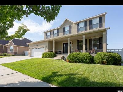 Herriman Single Family Home For Sale: 5142 W Crimson Patch Way S