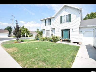 Provo Single Family Home For Sale: 586 N 2430 W