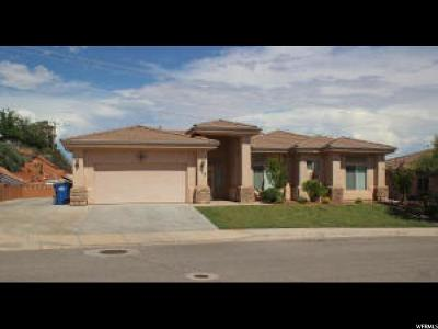 St. George Single Family Home For Sale: 113 S 2610 E