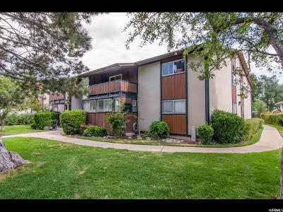 Orem Condo For Sale: 153 N Garden Park W