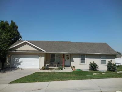 Springville Single Family Home For Sale: 1383 N 200 E