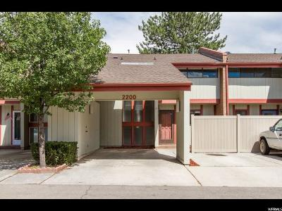 Provo Townhouse For Sale: 2200 N 200 E