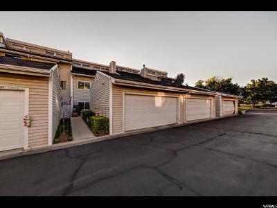 Provo Townhouse For Sale: 252 S Parkside Ct