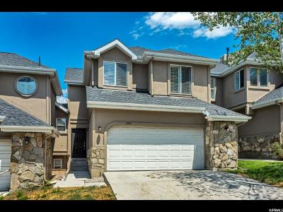 Cottonwood Heights UT Townhouse For Sale: $375,000