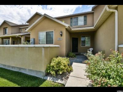Stansbury Park Townhouse For Sale: 420 E Brigham Rd