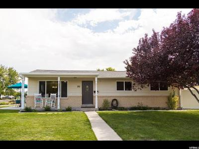 Orem Single Family Home For Sale: 365 W 600 S