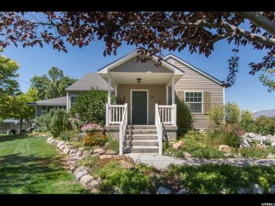 Tremonton Single Family Home For Sale: 5780 W 6400 N