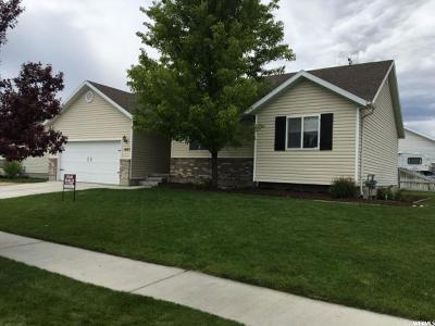 Lehi Single Family Home For Sale: 1002 W 250 S