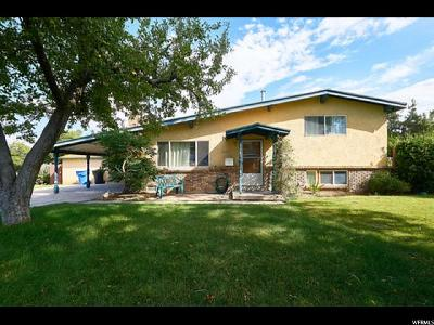 Cottonwood Heights Single Family Home For Sale: 2193 E 7075 S