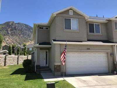 Provo Townhouse For Sale: 1159 S 1410 E